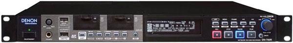 DENON DN-700R ネットワークSD/USBレコーダー