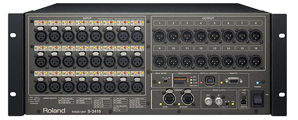 Roland S-2416 Digital Snake
