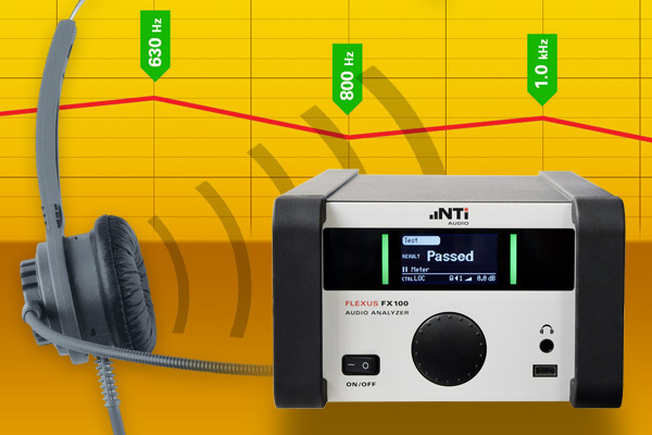 NTi AUDIO FX100